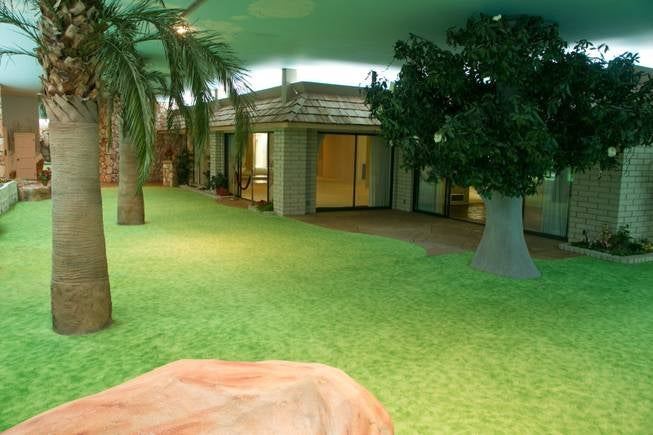 The Cold War Bunker That Offered Subterranean Suburbia Below Las Vegas