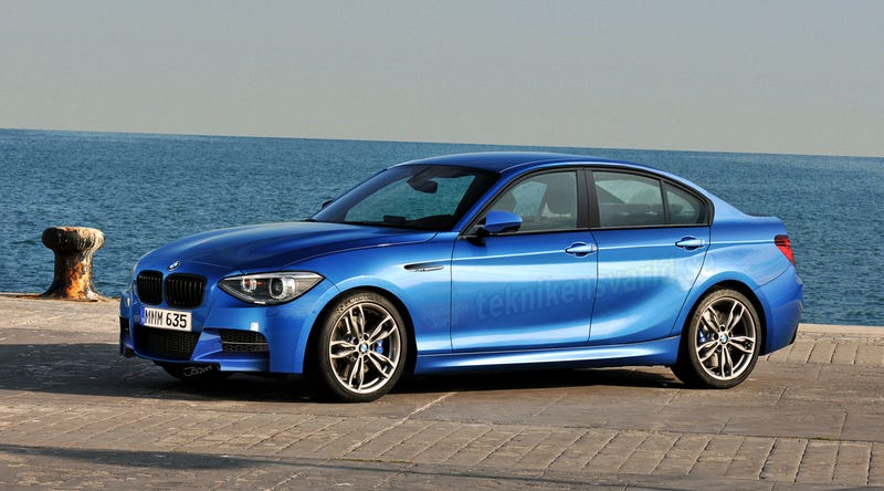 GUYS! GUYS! THE 2015 BMW 235i GRAN COUPE IS REVEALED!