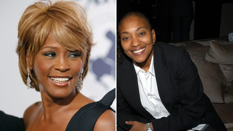 Meet Whitney Houston's Rumored Lesbian Lover, Robyn Crawford