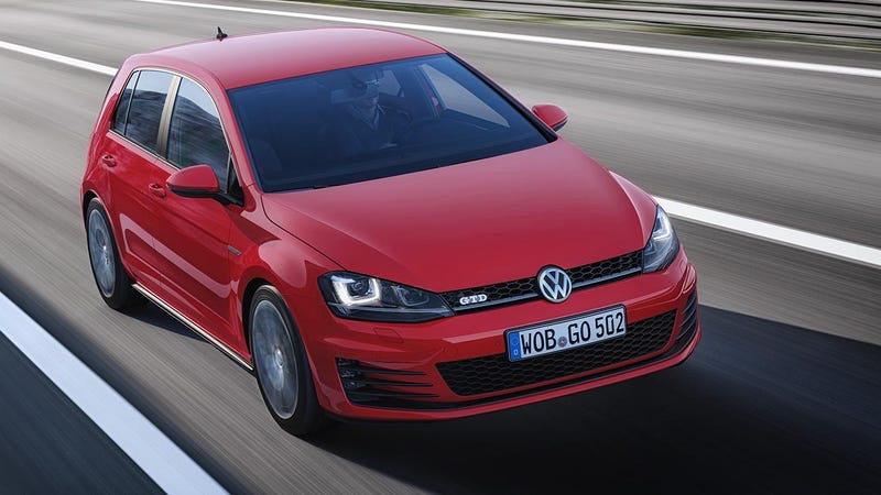 The Volkswagen RD line of diesels will be like super GTDs