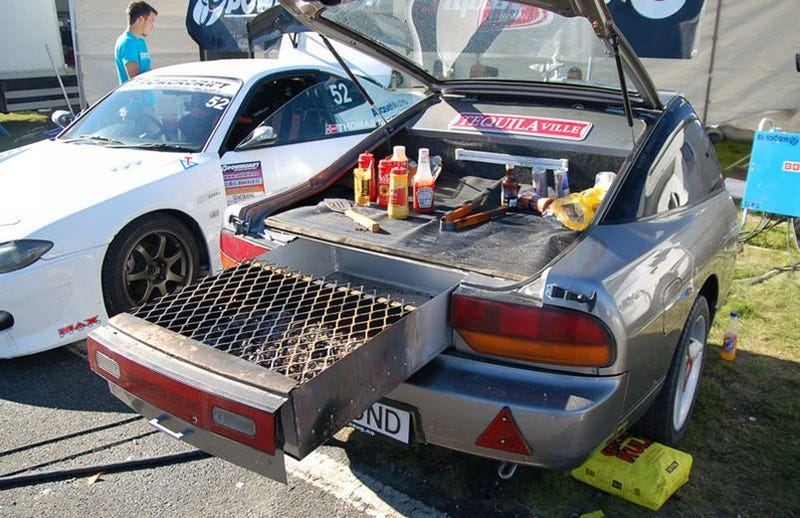 Welcome To The 240sx Grill