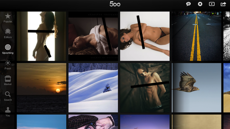 500px Is Back in the App Store After All the Porn Bullshit