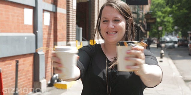 We Tried the Disposable Coffee Lid of the Future And It's Actually Great