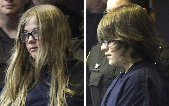 Girls Claim Slender Man Is Real, Accused Of Stabbing Friend 19 Times