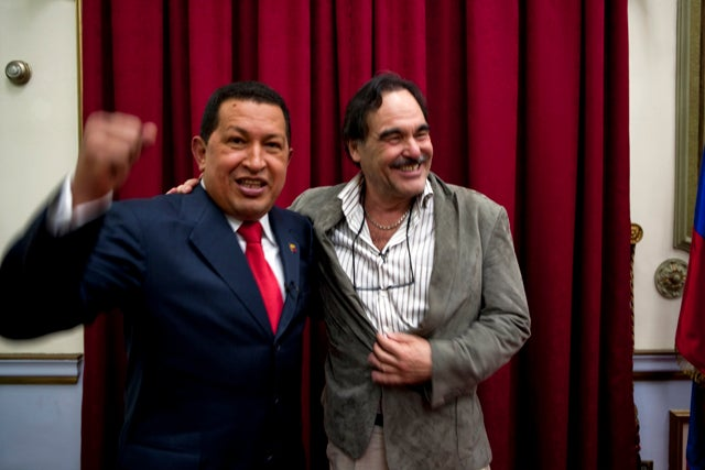 Hugo Chavez Wants Someone Famous to be US Ambassador