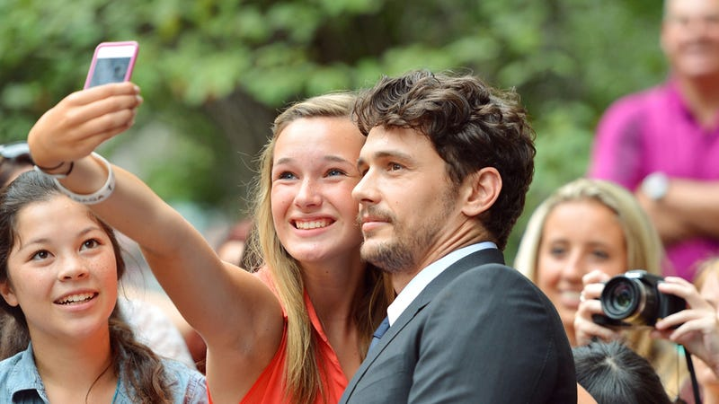 ATTENTION, ATTENTION: James Franco Wins 2nd Place at the Blog Prize Awards