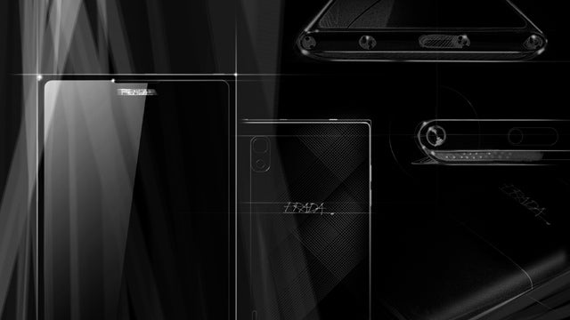 LG Sketches Future Prada 3.0 Smartphone