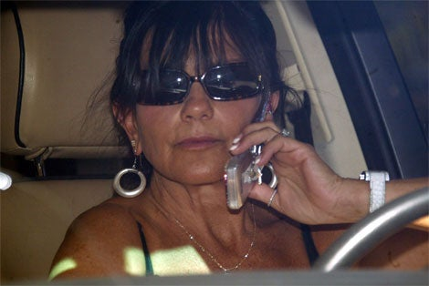Is It Just Us Or Does Britney's Mom Look Like A (More) Sober Paula Abdul?