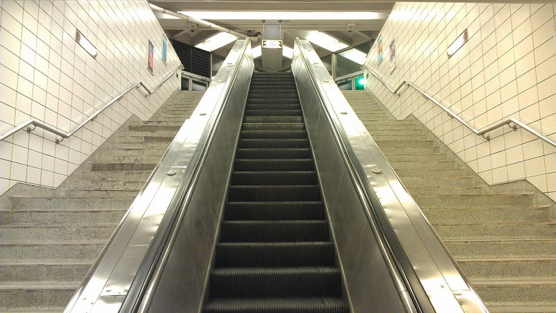 Taking the Stairs Will Not Get You in Shape