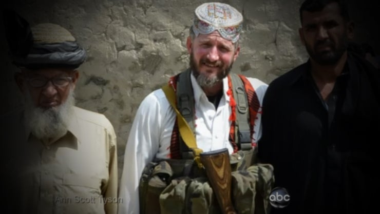 The Amazing Story Of The Green Beret Who Fought The Taliban His Way