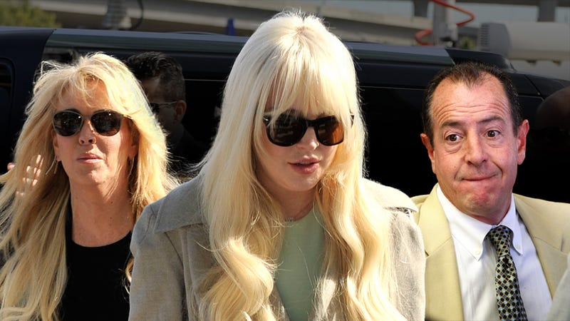 Lindsay Lohan's Call to Her Father Has Been Released: 'Dad, [Mom's] on Cocaine...'