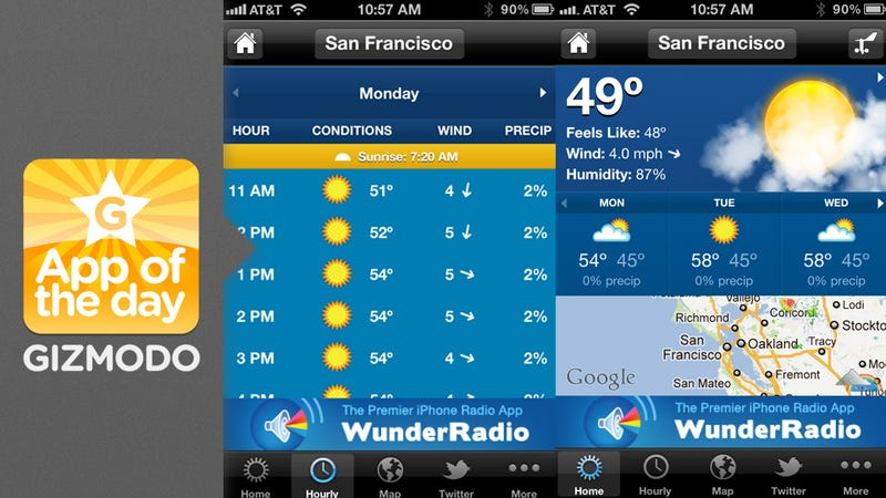 Weather Underground: For the Weather Nerd in All of Us