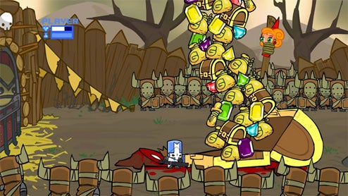 Castle Crashers Patch Still Coming, Still Coming