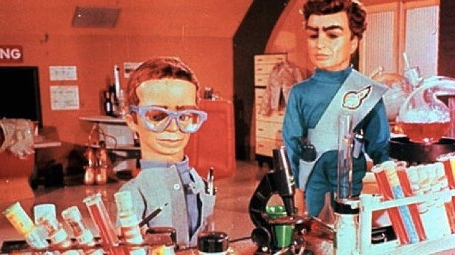 Thunderbirds will return, but without any puppets