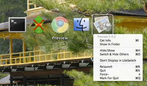 LiteSwitch X Makes Mac's Application Switcher Far More Useful