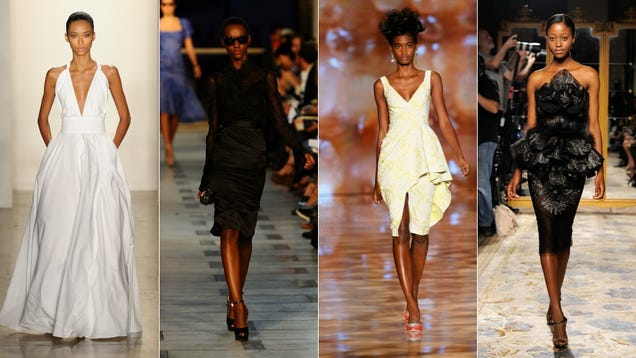 Successful Black Fashion Designers Fashion Week s Most Successful