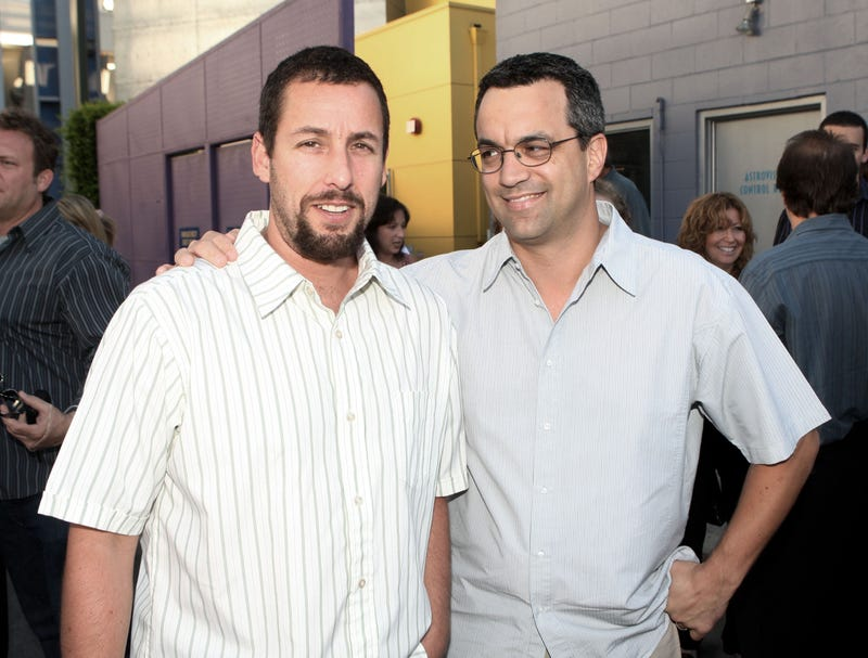 The Guy Who Made All The Adam Sandler Movies Is Finally Going To Stop