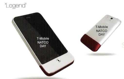 HTC 2010 Product Roadmap Leak: Legends, Salsa, Buzz