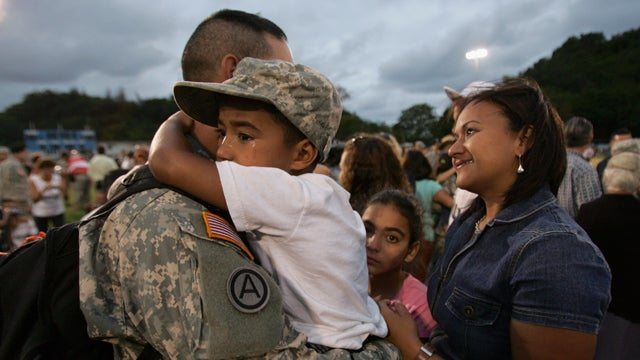 Are Shows About Surprise Military Reunions Hurting Kids?