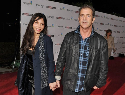 New Mel Gibson Rant Instructs Oksana to Have Sex in Front of Her Child