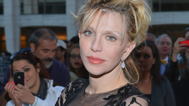 In Which Courtney Love Offers Advice to Amanda Bynes