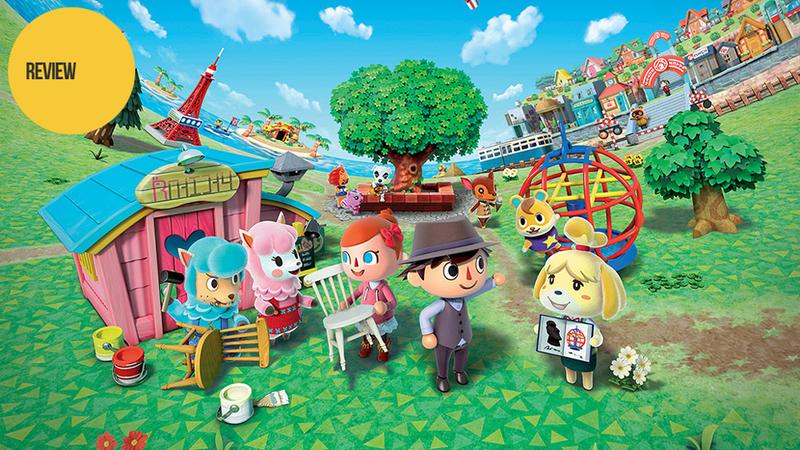 Animal Crossing: New Leaf: The Kotaku Review