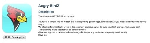 Hrm, These iPhone Games Seem Familiar...Hrm... [Update]