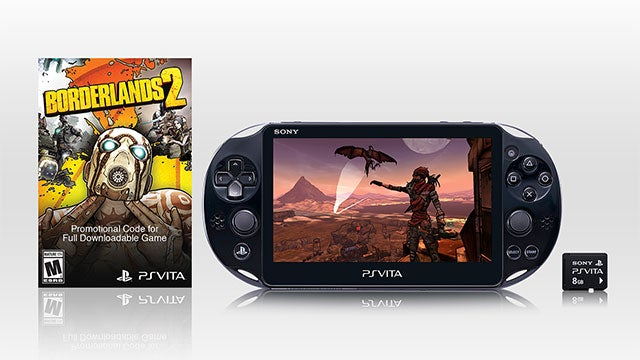 $200 Borderlands Vita Bundle Comes To The U.S. This Spring