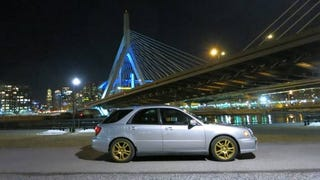 Ok...who's selling this WRX?