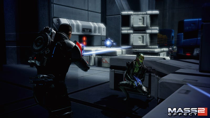 New Mass Effect 2 Screenshots, Wallpaper