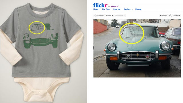 Did The Gap Steal This Image From Flickr?