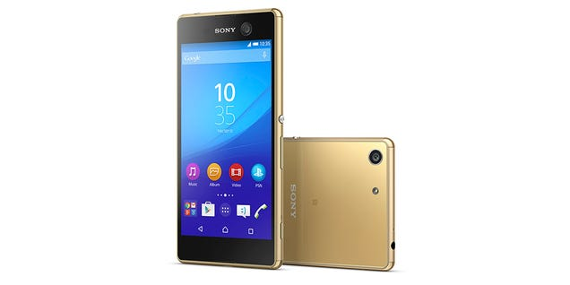 Sony's New Xperia C5 Ultra Is a Selfie-Taker's Dream