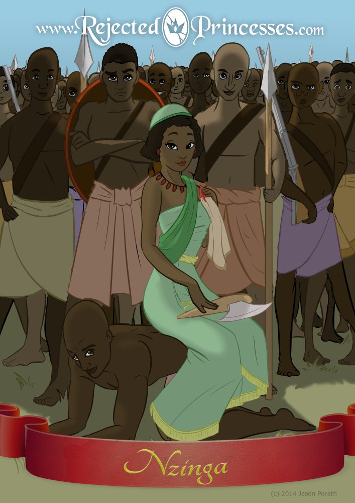 Rejected Princesses: The Weirder Tales Disney Will Never Do