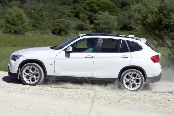 BMW X1: One Tiny Bimmer Soft-Roader
