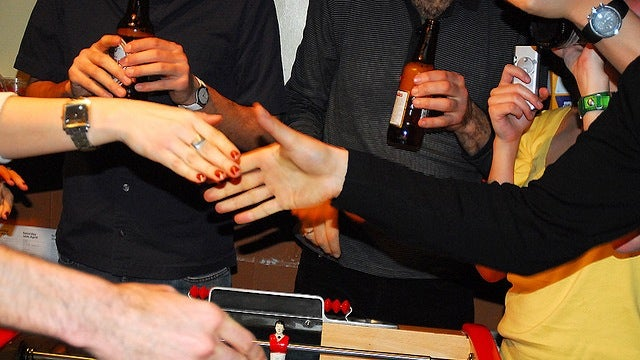 How to Navigate Your Company's Holiday Party Like a Pro