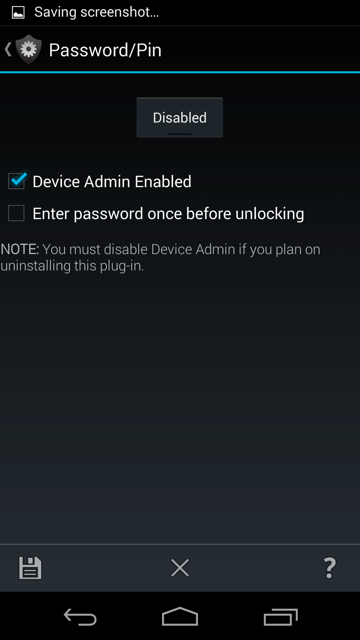 How To: Password Protect Your Android (Only) When Away From Home