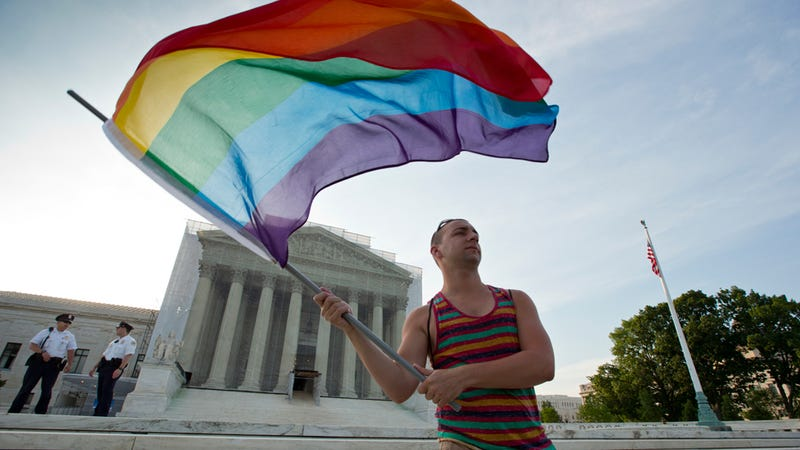 Supreme Court Strikes Down DOMA, Allows Gay Marriage in California