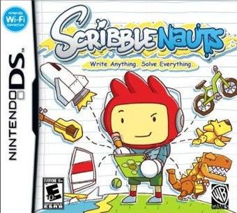 Scribblenauts Sells A Million