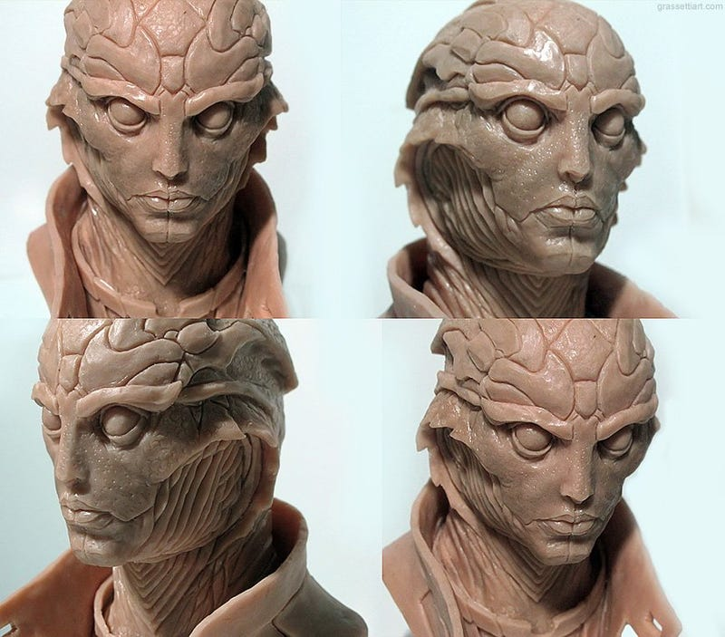 Master Craftsmanship Comes to the Mass Effect Universe