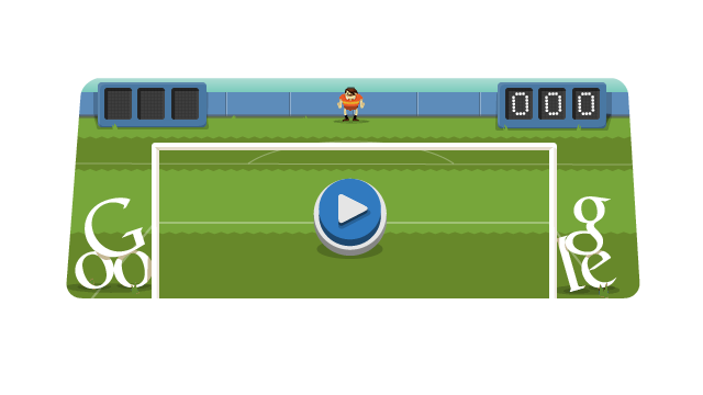 Google's Olympic Doodles: The Kotaku Sort-of Review