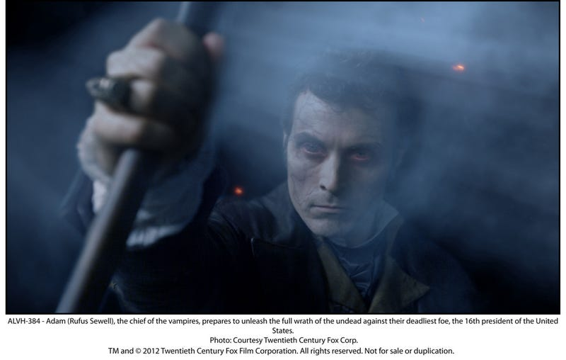Abraham Lincoln: Vampire Hunter photos reveal old-school vampire-killing secrets