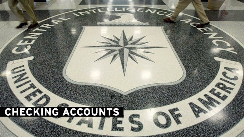 CIA Secretly Storing Vast Amounts of Financial Data About Americans
