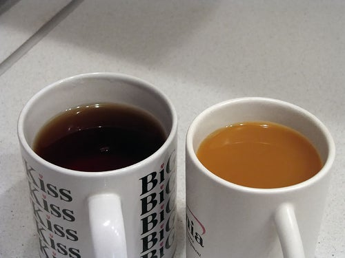 Do You Drink Coffee or Tea?