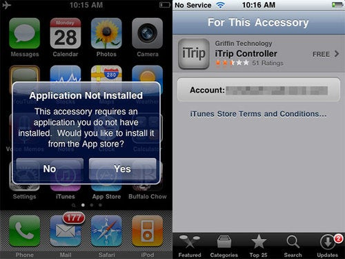 iPhone Accessories Can Now Trigger App Download Prompt