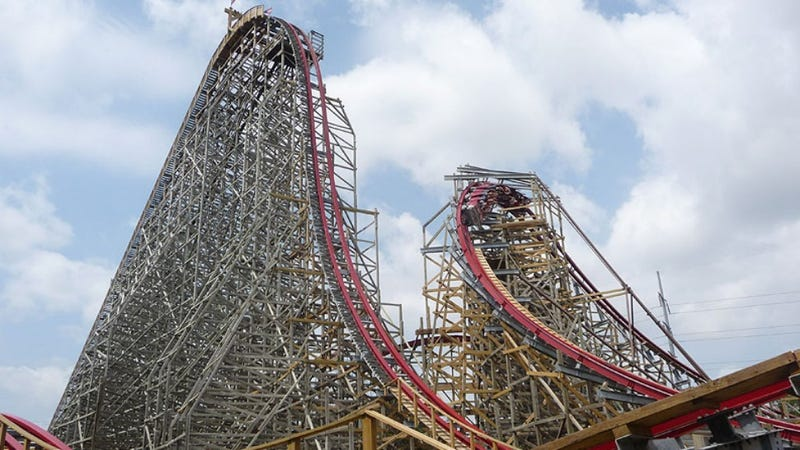 Warning: You May Never Want To Ride A Roller Coaster Again