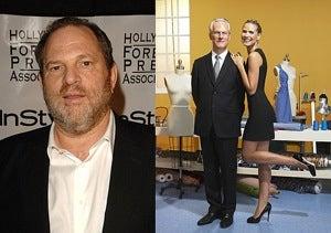 Bravo Sabotaged Project Runway, Whines Harvey Weinstein