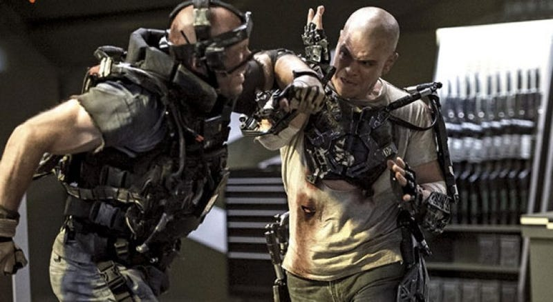 Screenwriter alleges Neill Blomkamp stole his story for Elysium