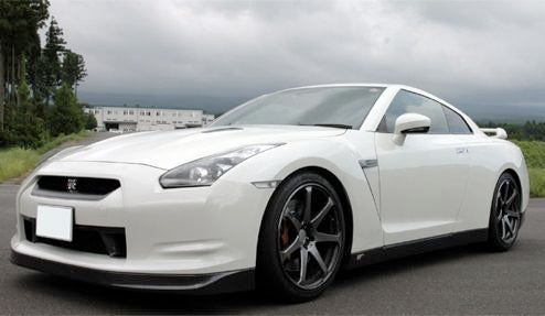 HKS GT570 Nissan GT-R Makes 559 HP... At The Wheels