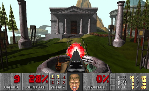 ​What Creators of Doom and Myst Thought Of Each Other's Games in 1993