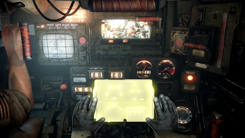Steel Battalion: Heavy Armor Is The Hardest-Core Kinect Game Yet